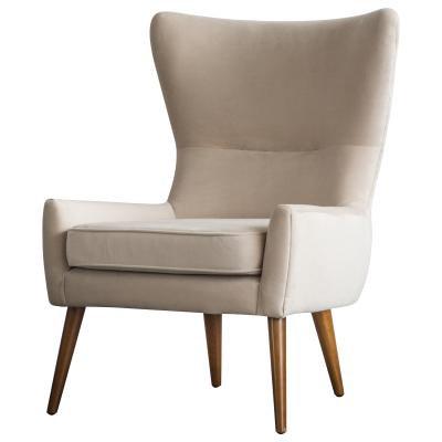 Cortney Chair in Buckwheat