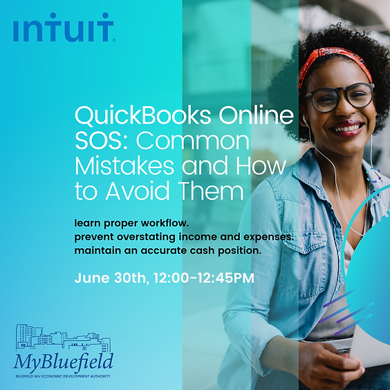 QuickBooks Online SOS: Common Mistakes and How to Avoid Them