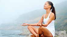 Calm your mind using deep breathing
