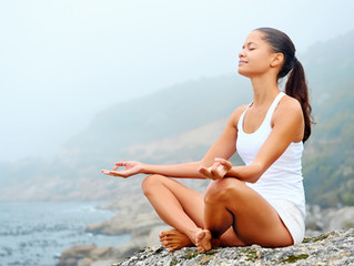 Namaste--A Breathing Mediation