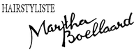 Logo Hairstyliste Martha Boellaard