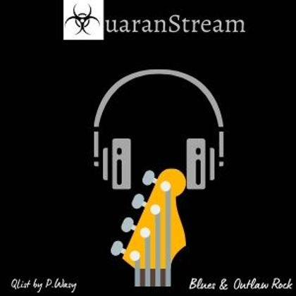 QuaranStream Indie Blues/Country Rock