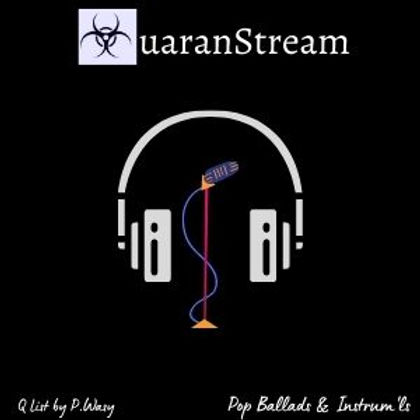 QuaranStream Pop Ballads & Instrum'ls Ease 2