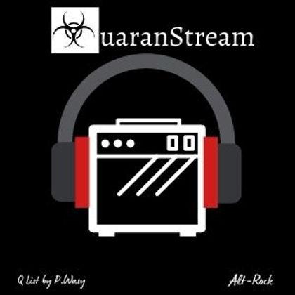 QuaranStream Alt-Rock