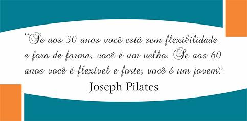Joseph Pilates - Studio Terapia