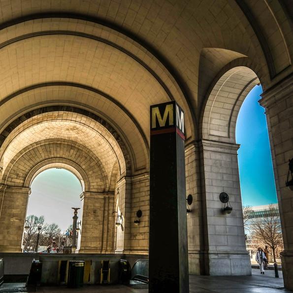 Union Station Metro