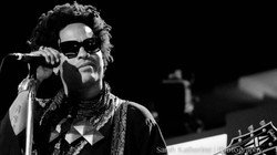 Lenny Kravitz at the DNC