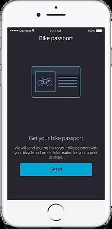 sherlock app bike passport