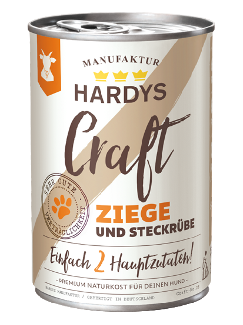 "HARDYS ""Craft"" / Ziege & Steckrübe"