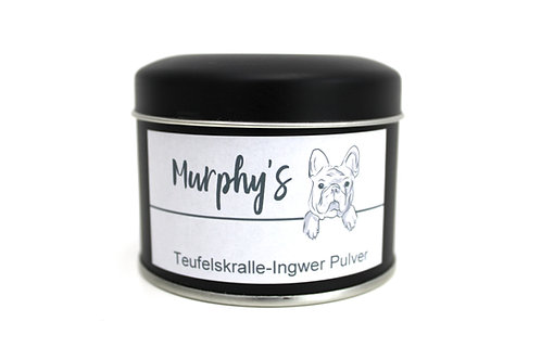 MURPHY'S Teufelskralle Ingwer Pulver