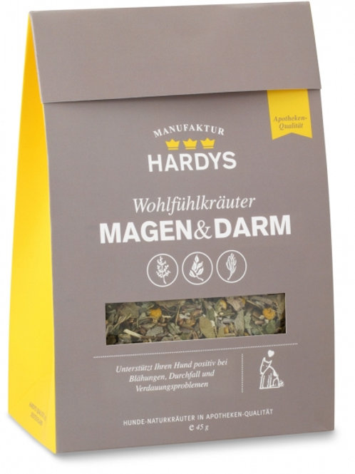Hardy's Wohlfühlkräuter Magen & Darm
