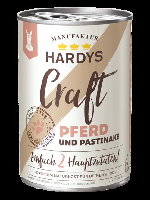"""HARDYS """"Craft"""" / Pferd & Pastinake"""