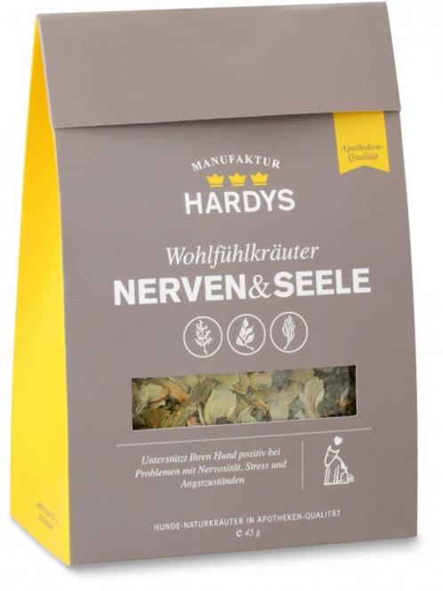 HARDY'S Wohlfühlkräuter Nerven & Seele