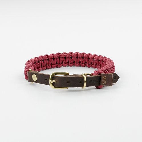 MOLLY & STITCH Halsband Redwine
