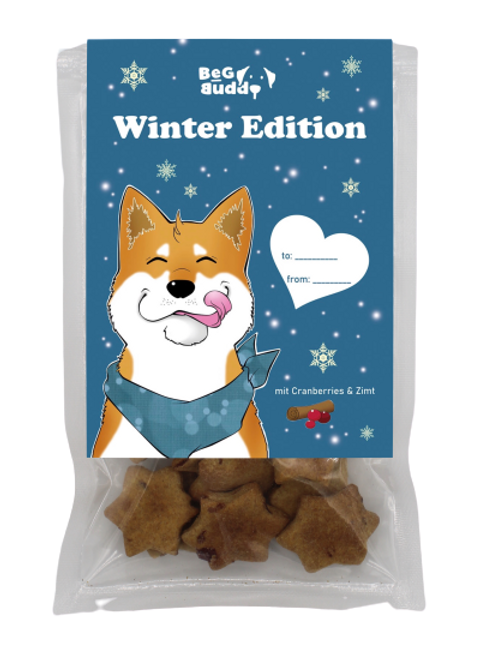 BEGBUDDY / Winter Edition Cookies