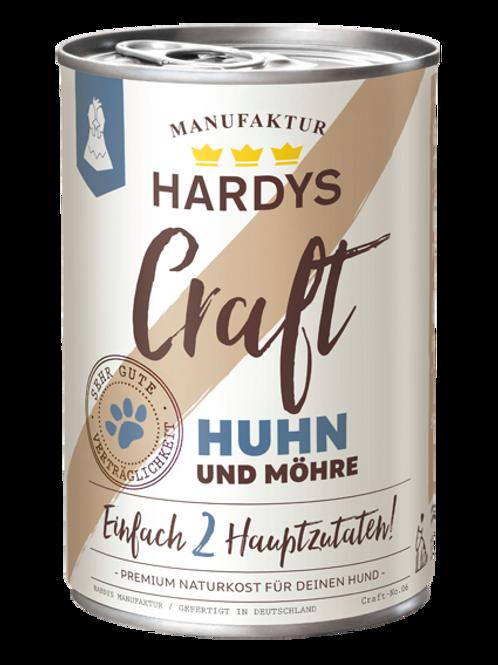 """HARDYS """"Craft"""" / Huhn & Möhre"""
