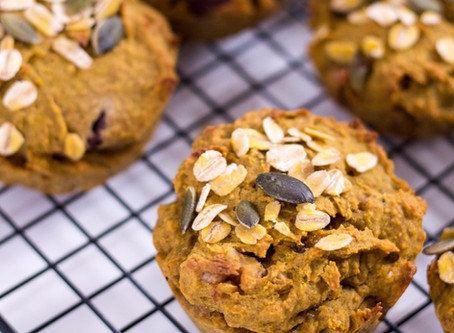 Herbstrezept: Kürbis-Muffins