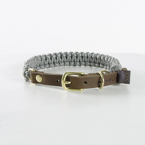 MOLLY & STITCH Halsband Grey