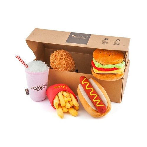 P.L.A.Y. - American Diner Toys FASTFOOD