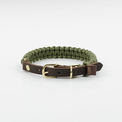MOLLY & STITCH Halsband Military