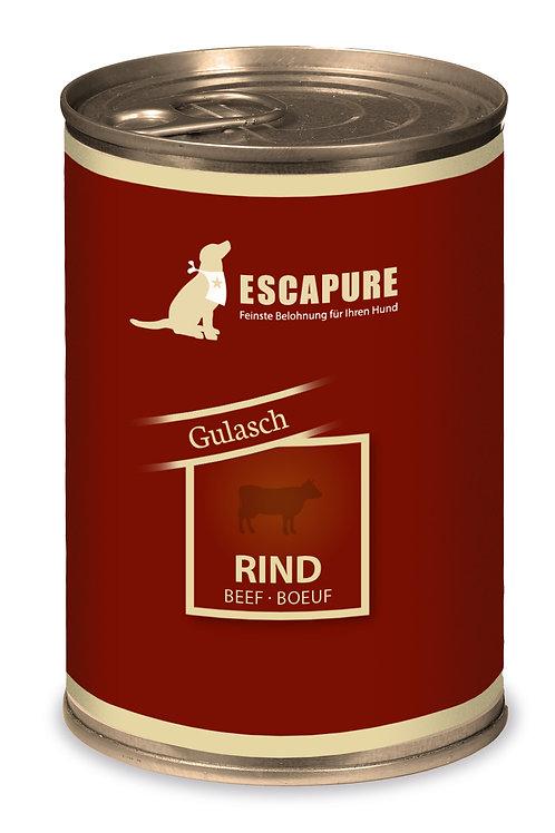 Escapure Rinder Gulasch