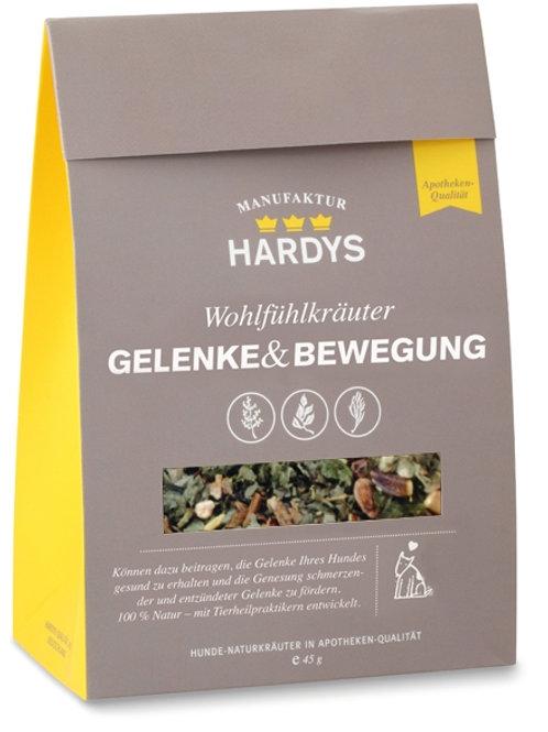 Hardy's Wohlfühlkräuter Gelenke & Bewegung