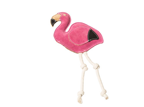 NUFNUF Wildleder Flamingo