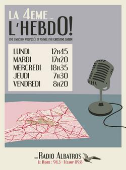 La 4ème : L'Hebdo