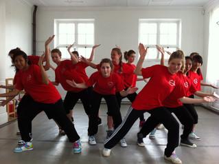 ATOMIC Street Dance Company Audition
