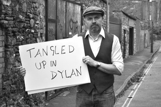 Tangled Up in Dylan. Saturday 8th April 7.30pm tickets £5 call: 07515030926 or email dance-blast@hot