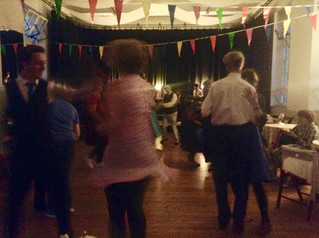 Swing Dance Friday 16th February 6.30pm-10pm Tickets £8.00