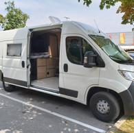 Jaco Studio Europe Van