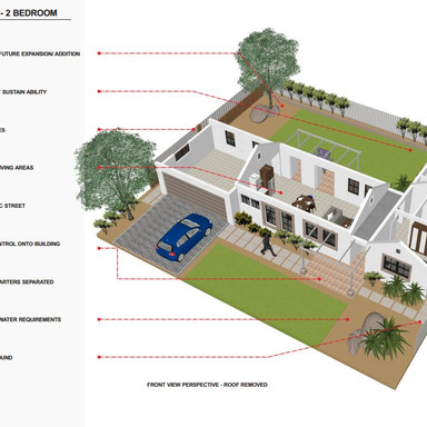 Military housing concept