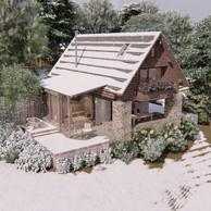 Ukanc house
