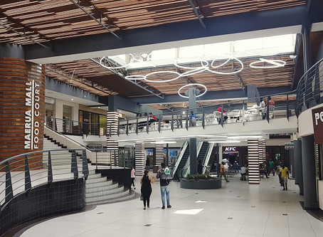 Maerua Mall - African Architectural Projects