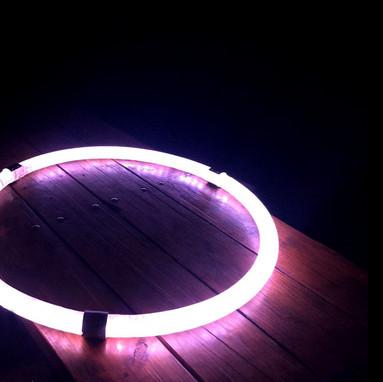 Halo light system
