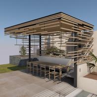 House Louw Canopy