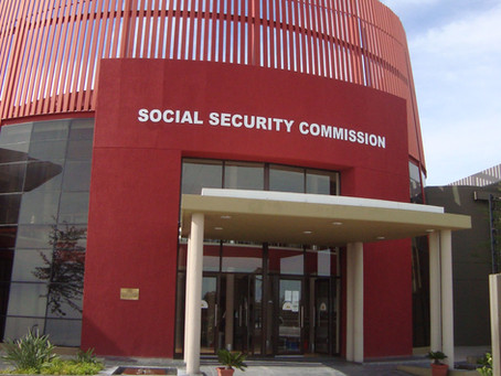 Social Security Commission in Namibia – Architectural Projects with Jaco Studio