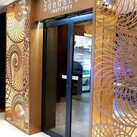 TCSi Entrance