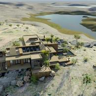Semi desert living