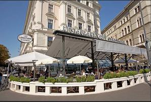 In Wien beginnt auch New Work im Cafehaus