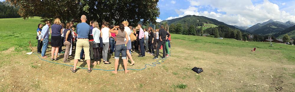 AoH in Alpbach 2016