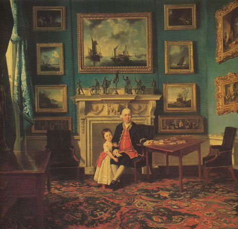 Makers, Buyers, and Users: Sir Lawrence Dundas and his Town House: 19, Arlington Street, London (1763-1780)