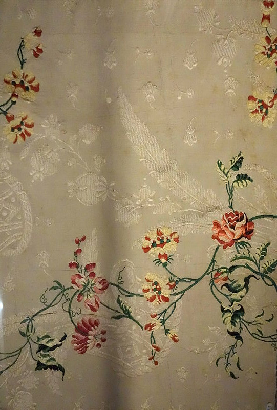 The Early Mechanisation of British Textile Production and the importance of Anna Maria Garthwaite to the silk industry