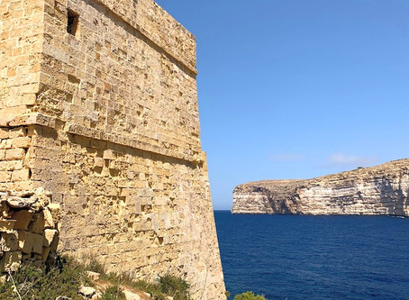 Exploring the Watch Towers of the Knights of Malta