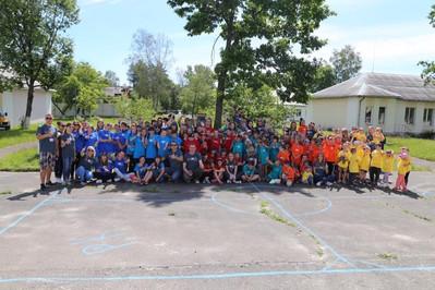 Summer Camp in Ukraine