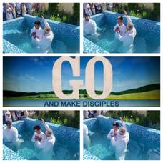 Transition Home Baptisms!