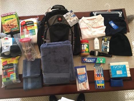Survivor Backpack for Aged-Out Orphans
