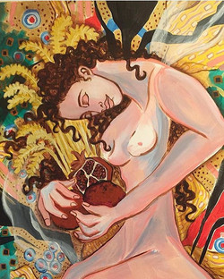 _Bountiful_ - 24x48 (very large)__There's symbolism in this one regarding fruitfulness, productivity