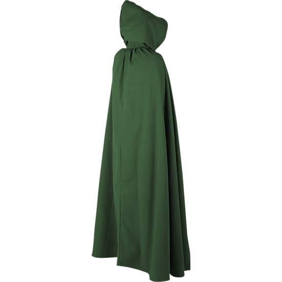 Canvas Cloak - Aaron Style - Green